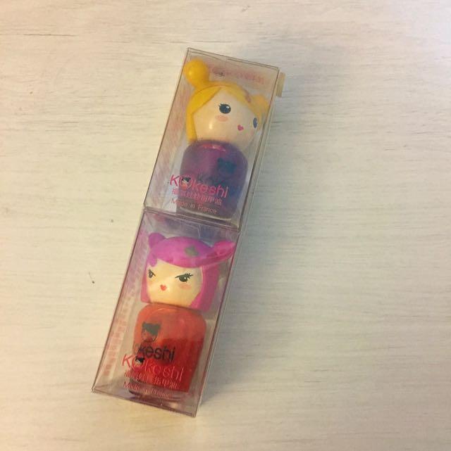 Kokeshi福氣娃娃指甲店