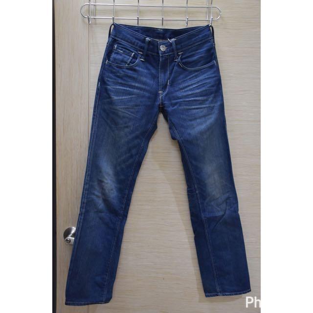 Levi's黑標511牛仔褲#29腰