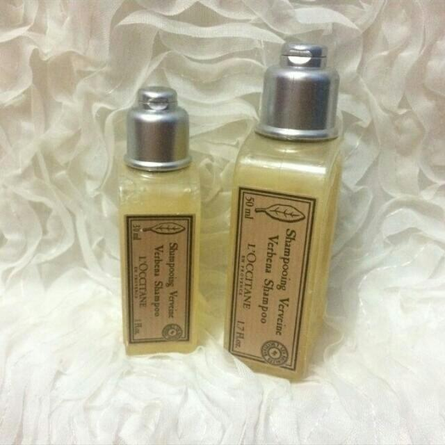 L'OCCITANE MINIATURE (30ml & 50ml) Shampoo