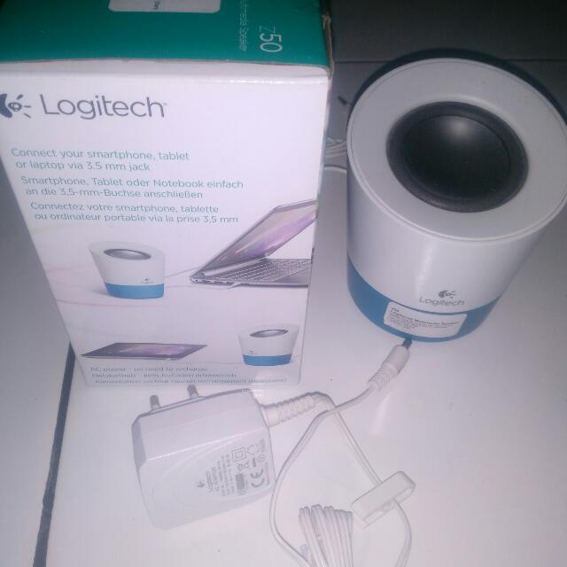 Logitech Speaker Z50 Kondisi 90%