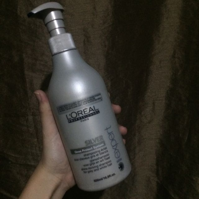 Loréal Purple Shampoo