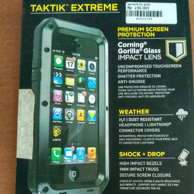 Lunatik Taktik Extreme For Iphone 6/6s