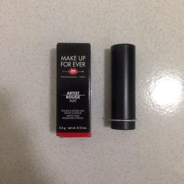 Make Up For Ever Mat Lipstick