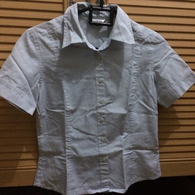 Mastina Light Blue Shirt