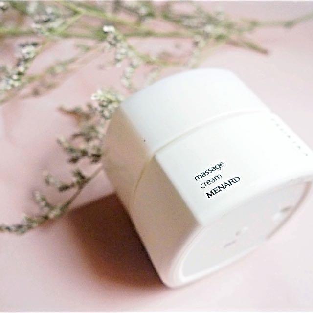 Menard massage cream