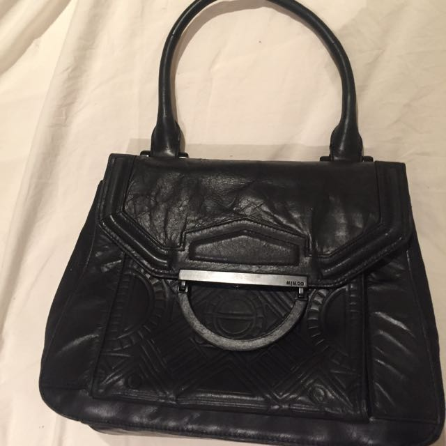 Mimco Leather Bag