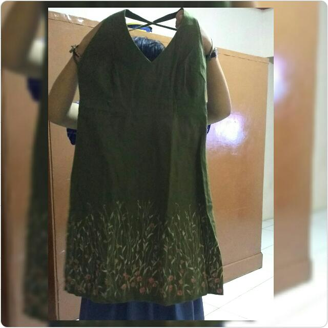 Mini Dress Cotton Malaysia