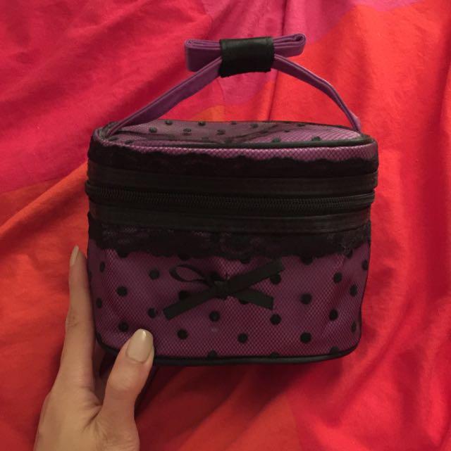 Mini Make Up Bag