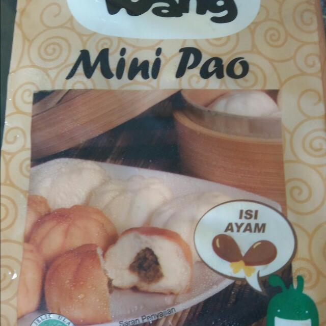 Mini Pao (Bak Pao Mini)
