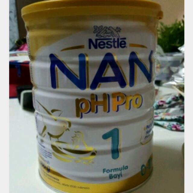Nestle Nan pH Pro 1 800gr