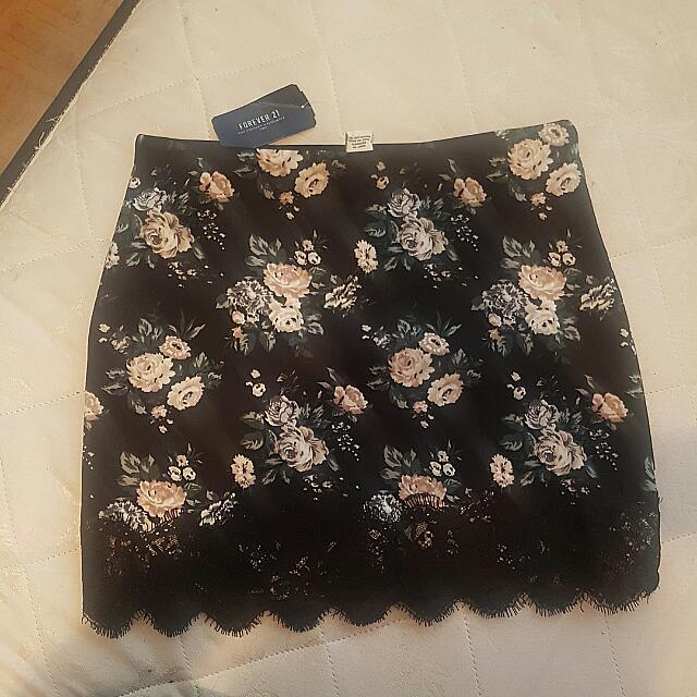New Floral Shirt With Tag