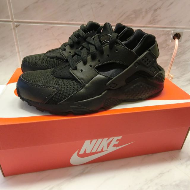 Nike Huaraches BLK