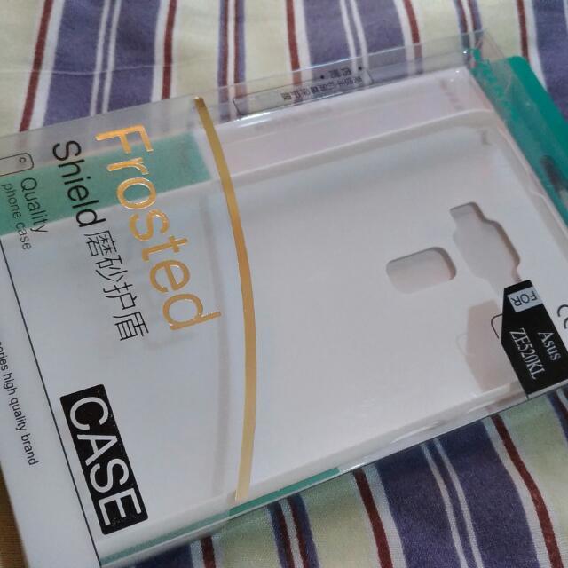 Nilkin White Back Cover Zenfone 3 5.2