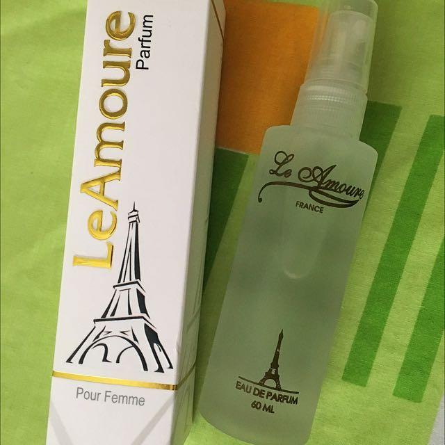 Sweet Pea Inspired Perfume