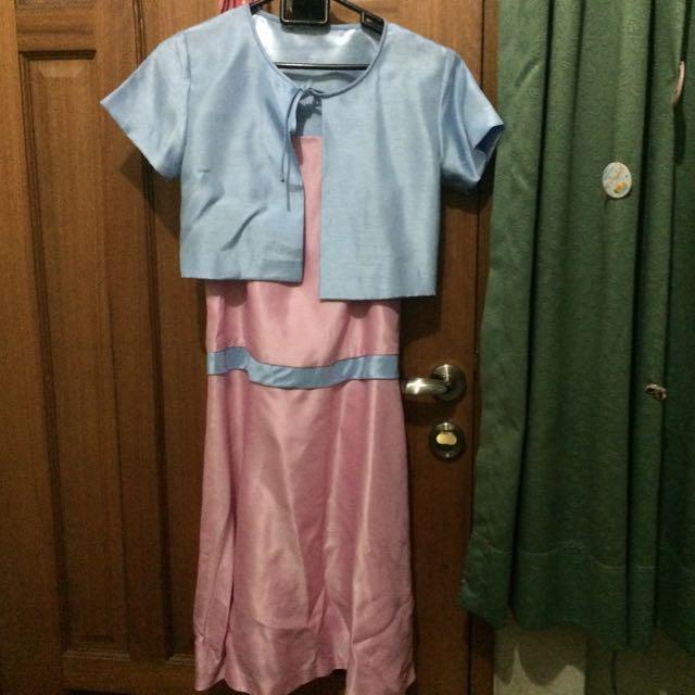 Pastel Formal Dress