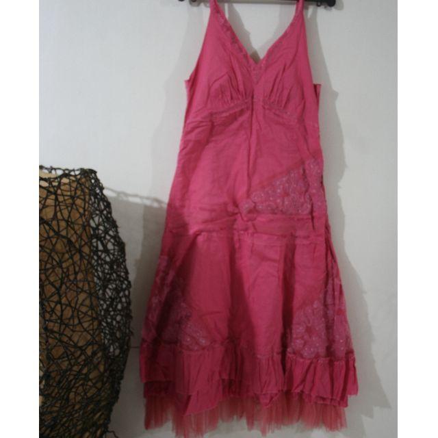 Repriced! Pink Long Dress