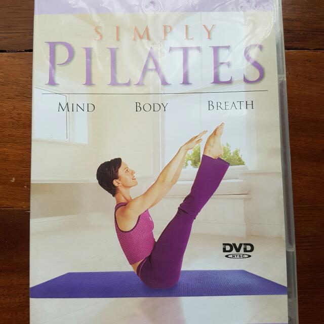 Preloved Basic Pilates