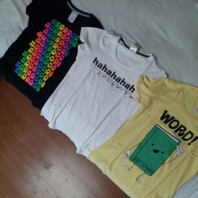 Preloved Graphic Tees