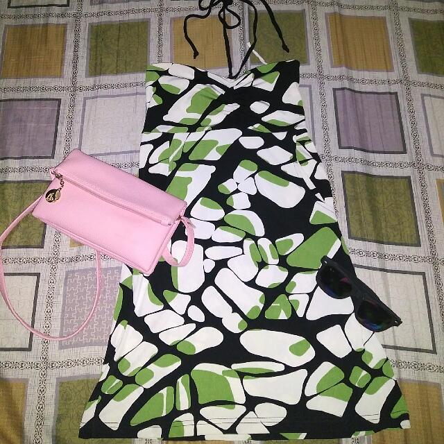 Pre-loved Halter Neck Dress