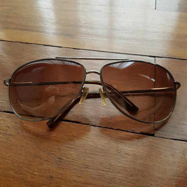 Preloved Women Sunglasses In Brown