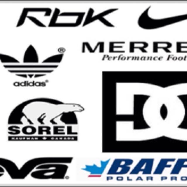 Reebok Adidas Nike Armani Gucci  Designer Stuff