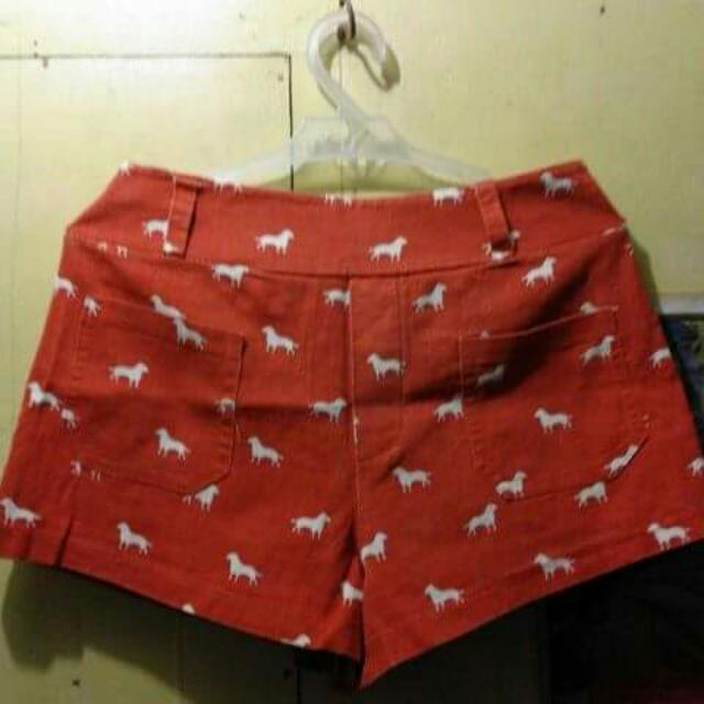 Shorts (Puppy Print)