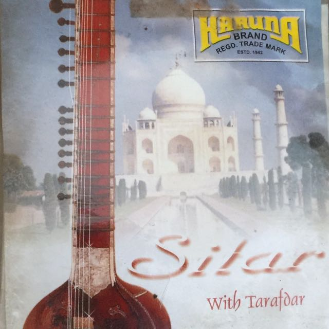 Sitar Strings With Tarab
