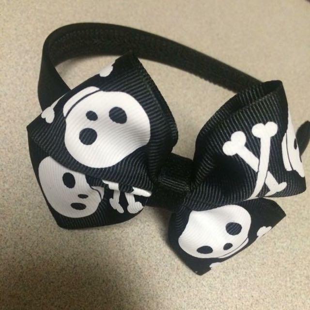 Skull & Crossbone Headband