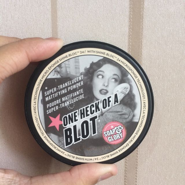 SOAP&GLORY One Heck Of Blot