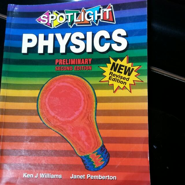 Spotlight Preliminary Physics Textbook