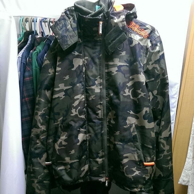 Super Dry 外套