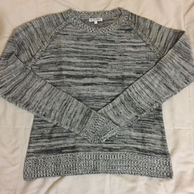 ( REPRICED ) sweater colorbox