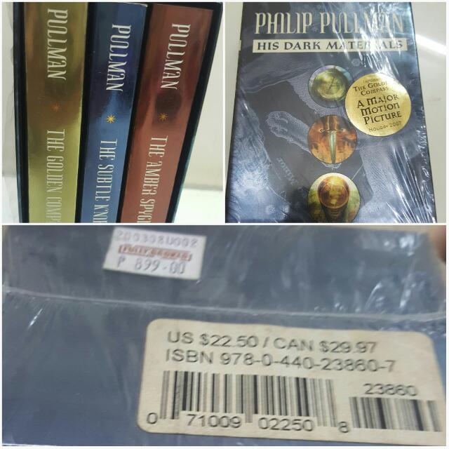 The Golden Compass Trilogy