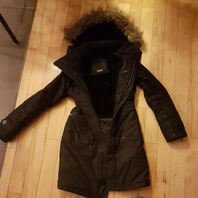 TNA Winter Jacket. For Double XXSMALL
