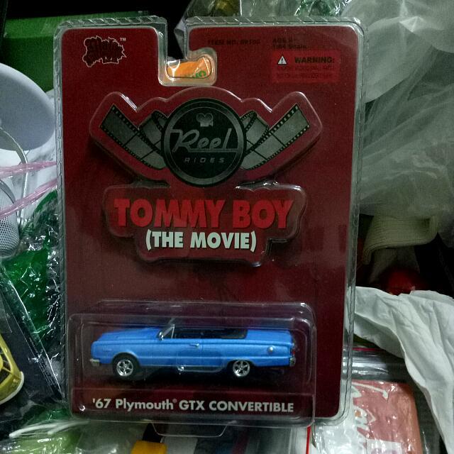 TOMMY BOY(電影系列小車)