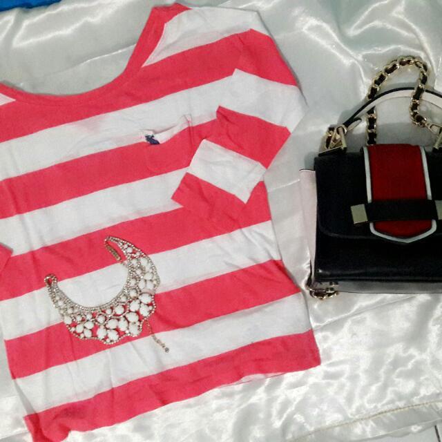 Tshirt Pink S