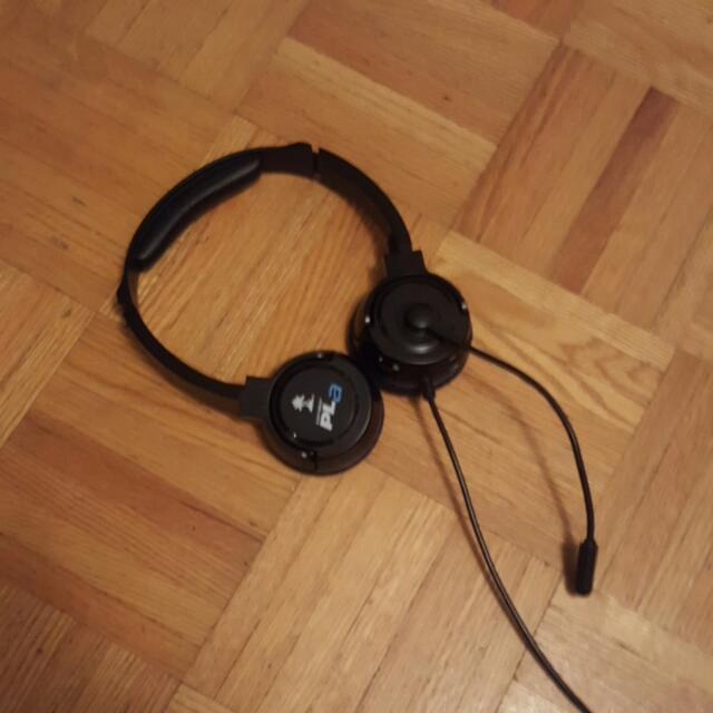 Turtle beach Ear Force Pla Headset For Ps3-ps4