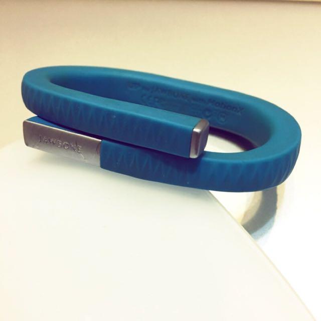 UP 健康偵測手環