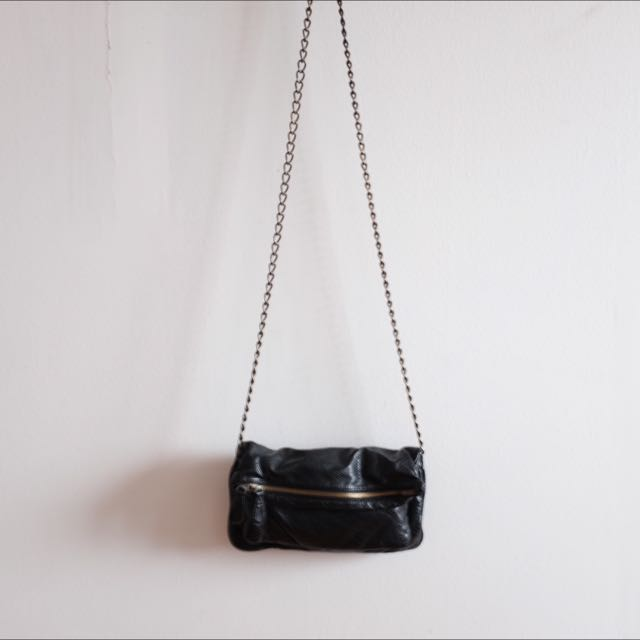 Urban Outfitters Leather Cross-body Bag