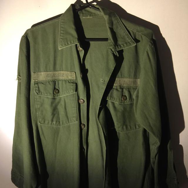 U.S Army jacket **send best offer