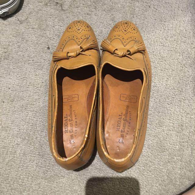 Vintage Shoes Size 5