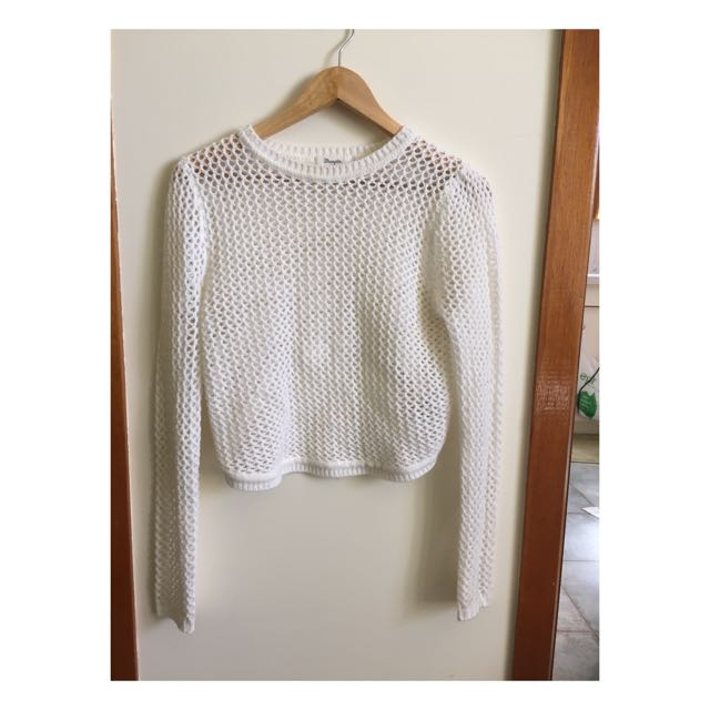 WRANGLER KNITTED CROP