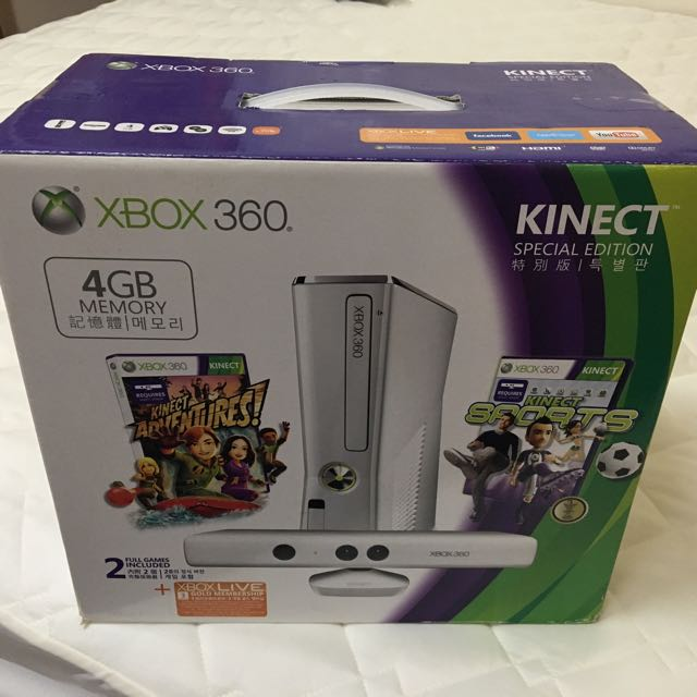 XBOX360 slim-白