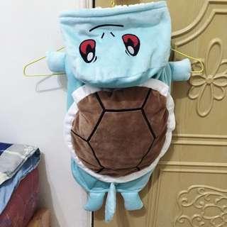 傑尼龜寵物衣服