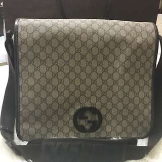 Gucci Sling Messenger Bag