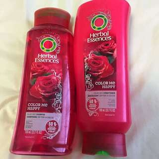 Herbal Essences Shampoo+Conditioner