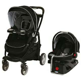 Graco click connect travelsystem