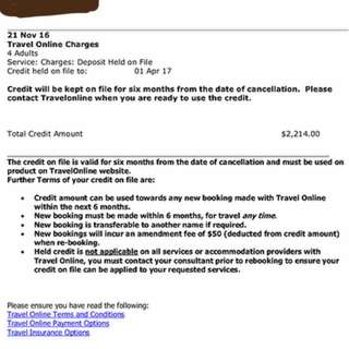 Voucher To Use On Travel online