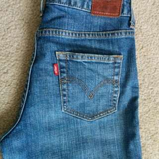 Levi's 875 Bootcut Size 8