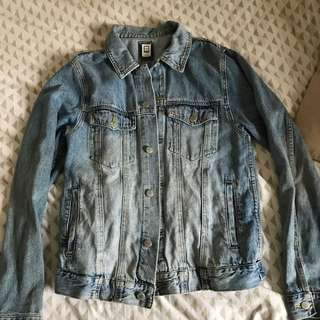 Insight Roadkill Denim Jacket Size L